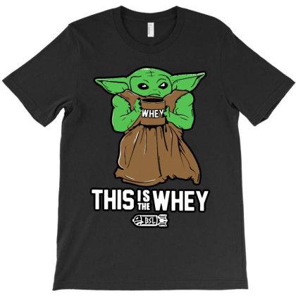 This Is The Whey T-shirt Designed By Murai Batu