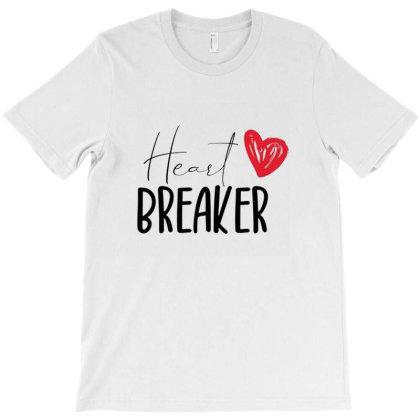 Heart Breaker Toddler T-shirt Designed By Grans