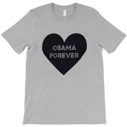 Obama Forever T-shirt Designed By Grans
