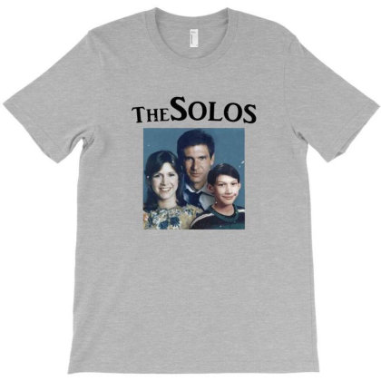 The Solos Family T-shirt Designed By Grans