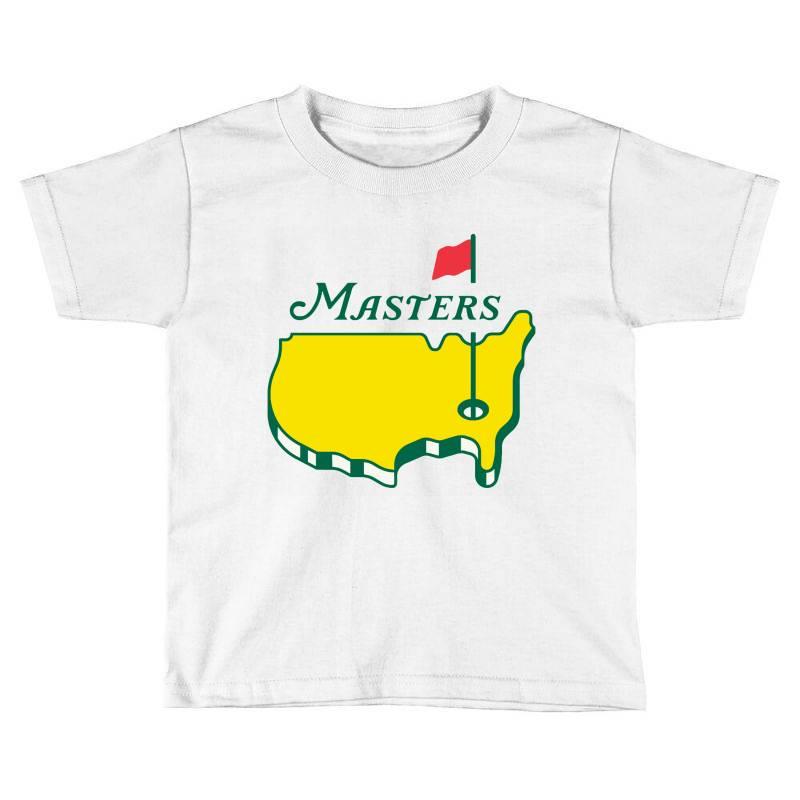 Masters Golf Toddler T-shirt | Artistshot