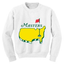 masters golf Youth Sweatshirt | Artistshot