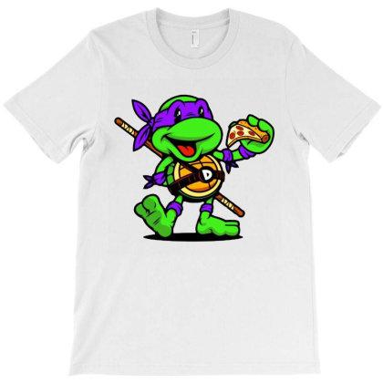 Donatello T-shirt Designed By Woko Art