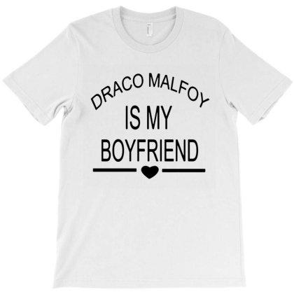 Movies Is My Boyfriend T-shirt Designed By Woko Art