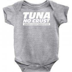 tuna no crust Baby Bodysuit | Artistshot