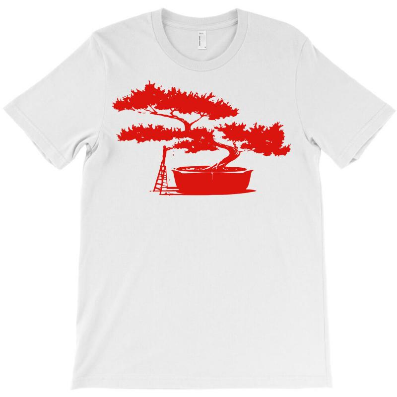 Custom Bonsai Gardener T Shirt By Iamar25 Artistshot
