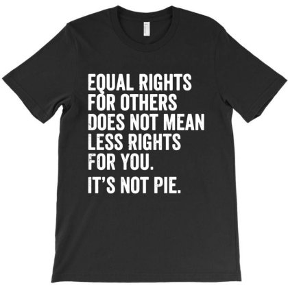 Equal Rights For Others T-shirt Designed By Woko Art