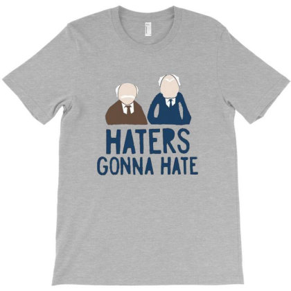 Haters Gonna Hate T-shirt Designed By Fahav