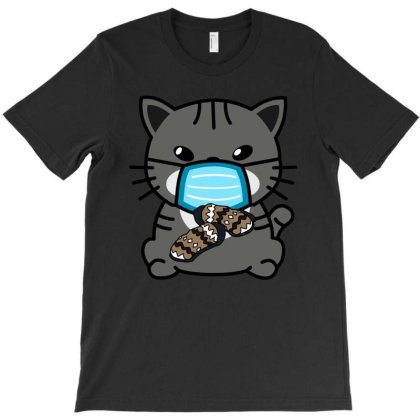 Cat Mitten - Bernie Sanders Mittens Meme T-shirt Designed By Parody Quote Design