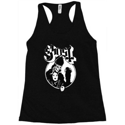 Ghost Possession Tour Racerback Tank Designed By Jacktees