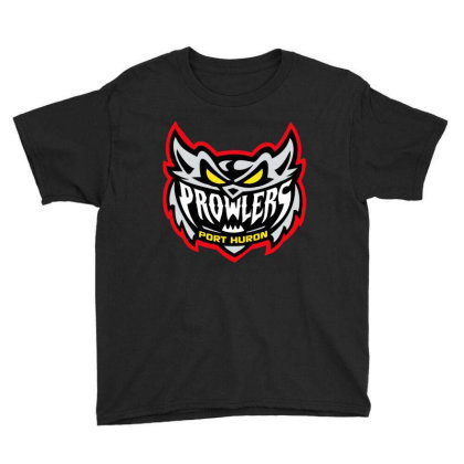 Port Huron Prowlers Youth Tee Designed By Vanessa Tees