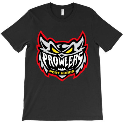Port Huron Prowlers T-shirt Designed By Vanessa Tees