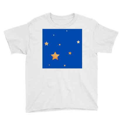 Stars In The Sky Youth Tee Designed By American Choice