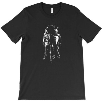 Wake Up   Donnie Darko T-shirt Designed By Fahav