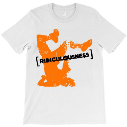Vintage Ridiculousness T-shirt Designed By Aleyza Bnp