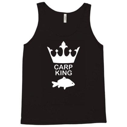 Carp King Tank Top Designed By Prakoso77