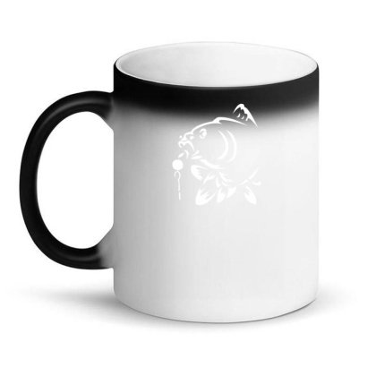 Carp Fishing Magic Mug Designed By Prakoso77