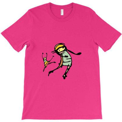 Heart Dancers T-shirt Designed By Opyshop