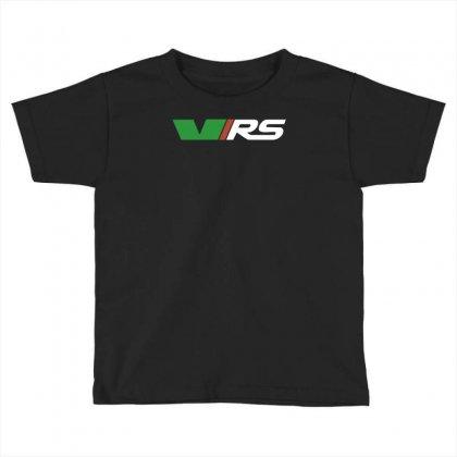 Vrs Toddler T-shirt Designed By Mdk Art