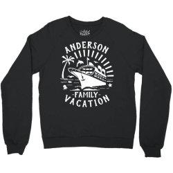 family vacation cruise ship trip   in white Crewneck Sweatshirt | Artistshot