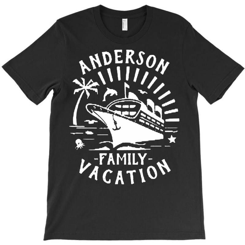 Family Vacation Cruise Ship Trip   In White T-shirt | Artistshot