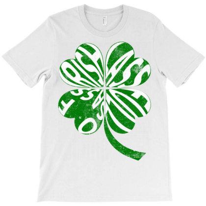Irish Lass Full Of Sass T-shirt Designed By Black Coffee