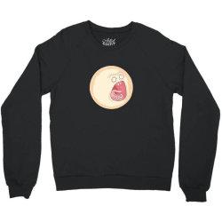scream emoji Crewneck Sweatshirt | Artistshot