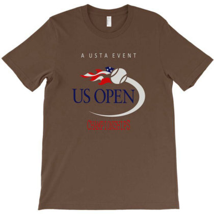 Us Open Championships T-shirt Designed By Black Coffee