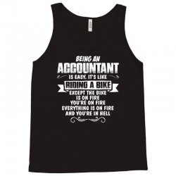 Being An Accountant.... Tank Top | Artistshot