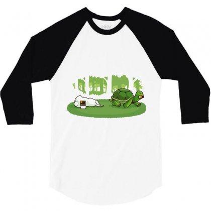 Cheater 3/4 Sleeve Shirt Designed By Iamar25