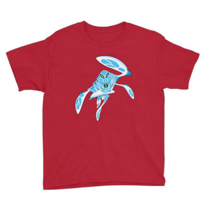 Alien Youth Tee Designed By Sugarmoon