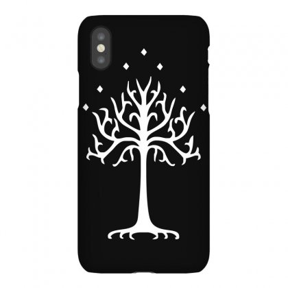 White Tree Of Gondor Iphonex Case Designed By Mdk Art