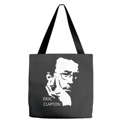 Eric Clapton Tote Bags Designed By Iamar25