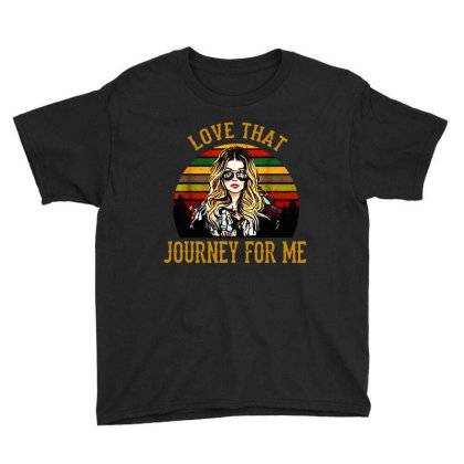 Alexis Rose Love That Journey For Me Vintage Youth Tee Designed By Li Min Ho