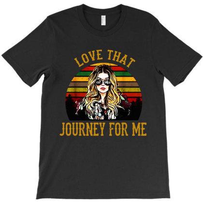 Alexis Rose Love That Journey For Me Vintage T-shirt Designed By Li Min Ho
