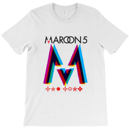 Maroon5 T-shirt Designed By Edi00