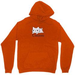 funny cat science t shirt Unisex Hoodie | Artistshot