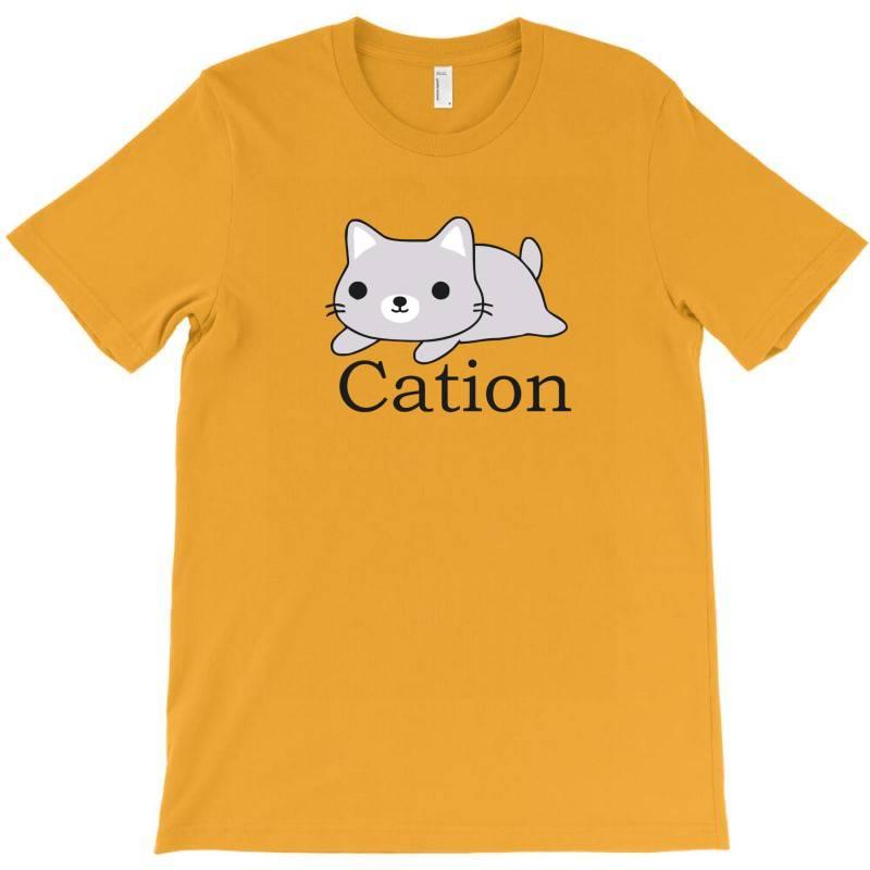 Funny Cat Science T Shirt T-shirt   Artistshot