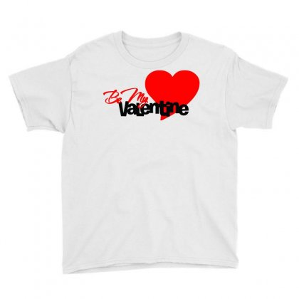 Be My Valentine 2 Youth Tee Designed By Sbm052017
