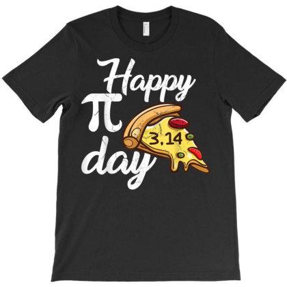 Math Geek Happy Pi Day T-shirt Designed By Edward Kudder