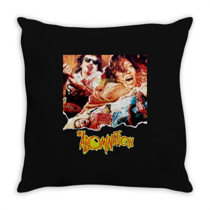 The Abomination Throw Pillow Designed By Activoskishop