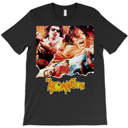 The Abomination T-shirt Designed By Activoskishop
