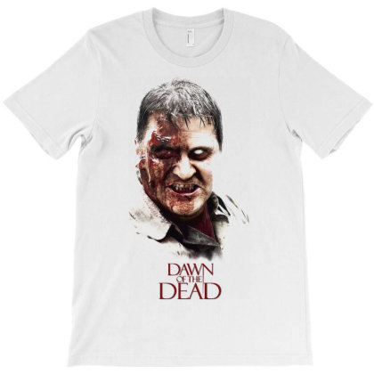 Dawn Of The Dead T-shirt Designed By Activoskishop