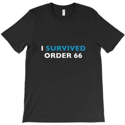 Order 66 Blue #2 T-shirt Designed By Ggsvfrem