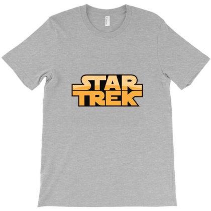 Trek Wars T-shirt Designed By Ggsvfrem