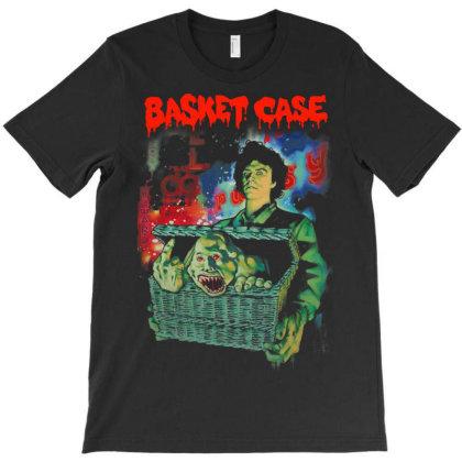 Basket Case T-shirt Designed By Activoskishop