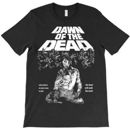 Dawn Of The Dead. 1978 T-shirt Designed By Activoskishop