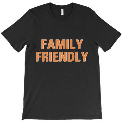 Family Friendly T-shirt Designed By Koopshawneen