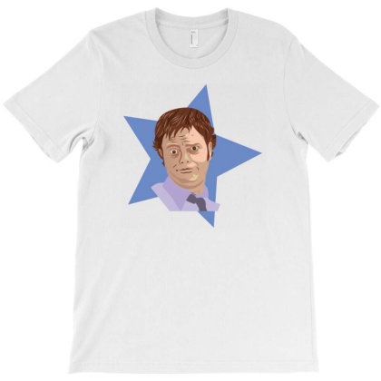 Dwight Schrute - The Office T-shirt Designed By Vetor Total