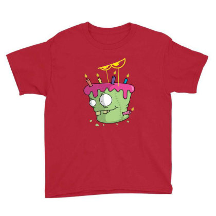 Cakenstein Youth Tee Designed By Sugarmoon